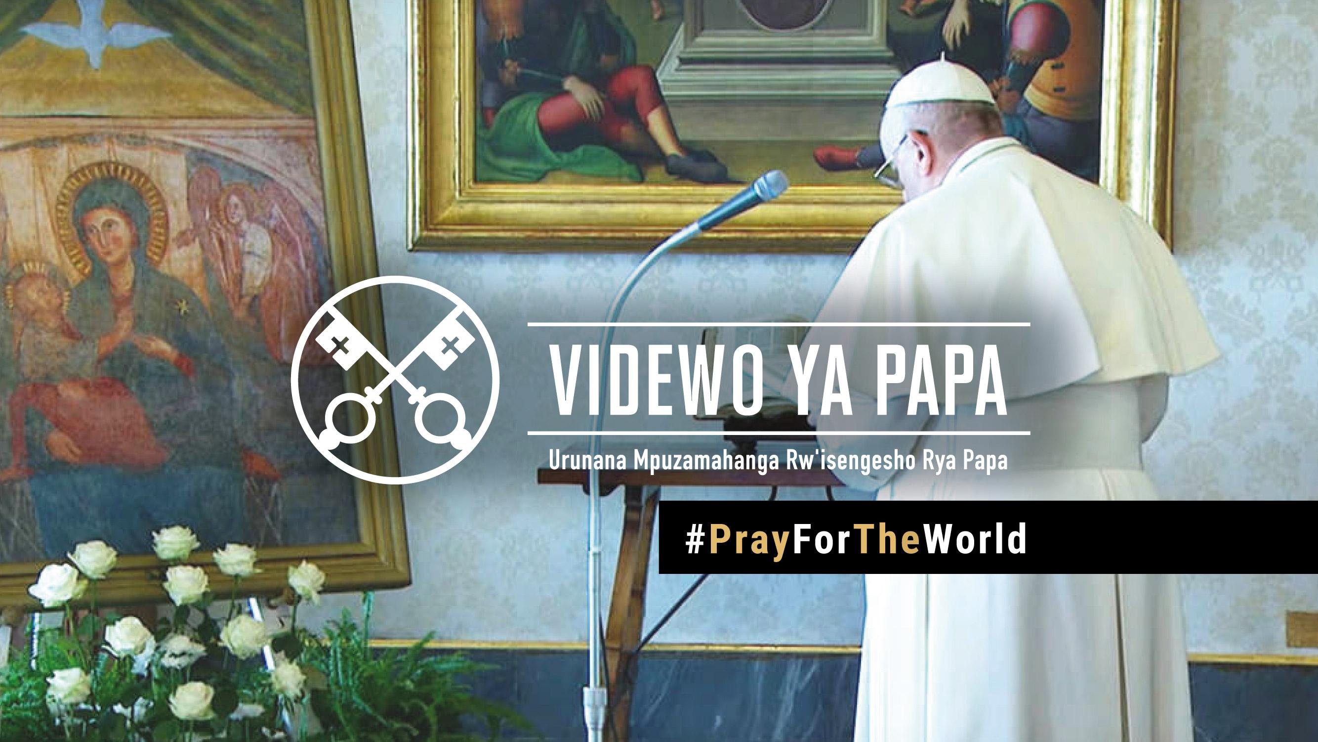 WERURWE: #PrayForTheWorld