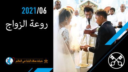 Official Image - TPV 6 2021 AR - روعة الزواج