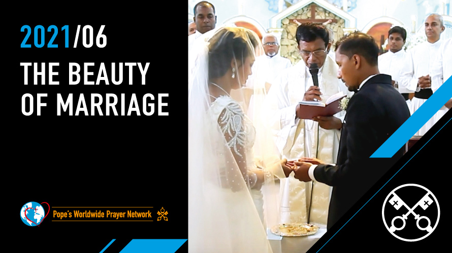 JUNE | The beauty of marriage