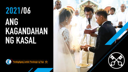 Official Image - TPV 6 2021 TL - Ang kagandahan ng kasal