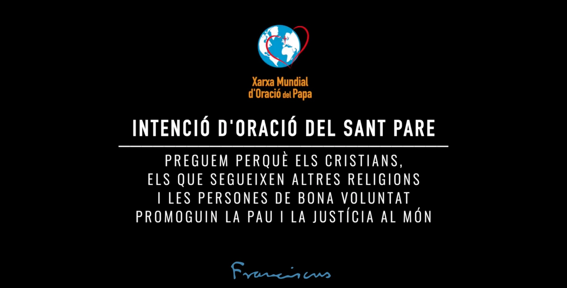 GENER | Promoció de la pau mundial