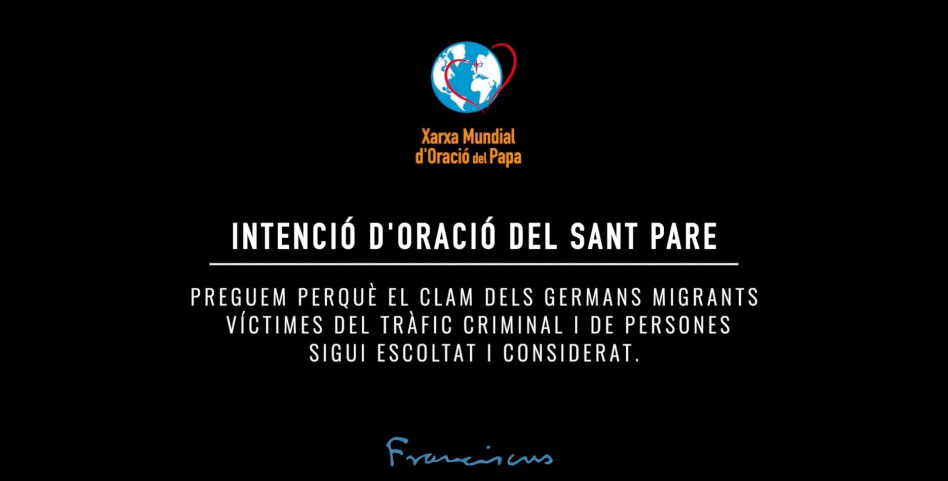 FEBRER   Escoltar el crit dels migrants