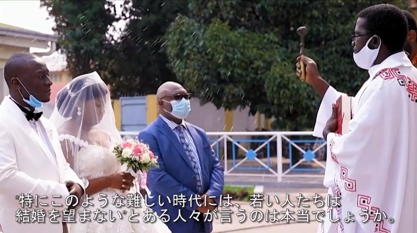 6月  「結婚の美しさ」