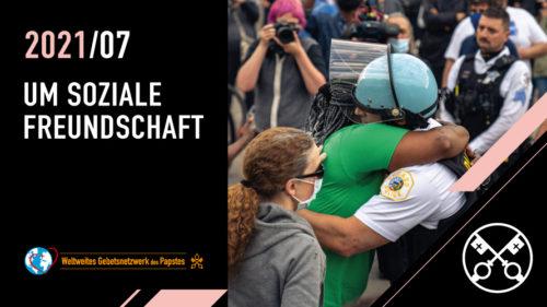 Official Image - TPV 7 2021 DE - Um soziale Freundschaft