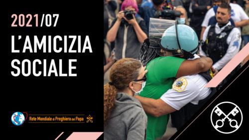 Official Image - TPV 7 2021 IT - L'amicizia sociale