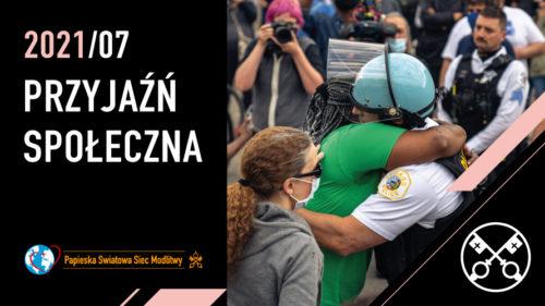 Official Image - TPV 7 2021 PL - Przyjaźń społeczna