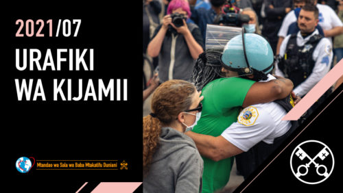 Official Image - TPV 7 2021 SW - Urafiki wa Kijamii