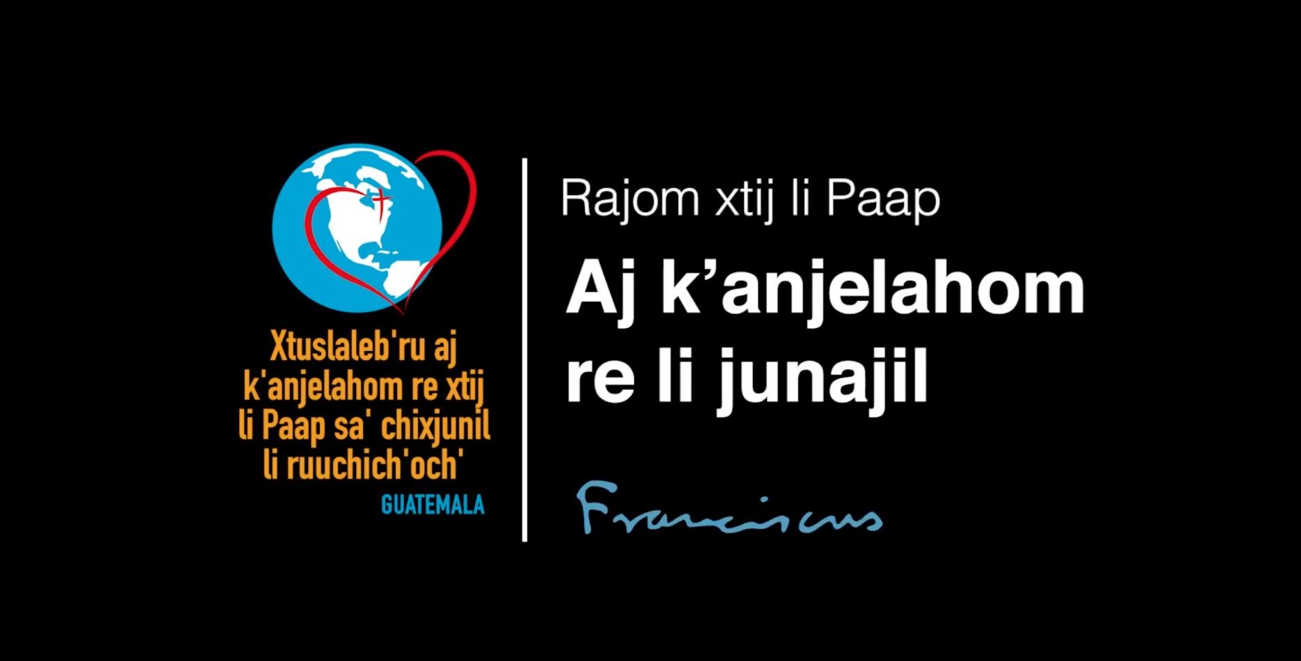 01 | AJ K'ANJELAHOM RE LI JUNAJIL