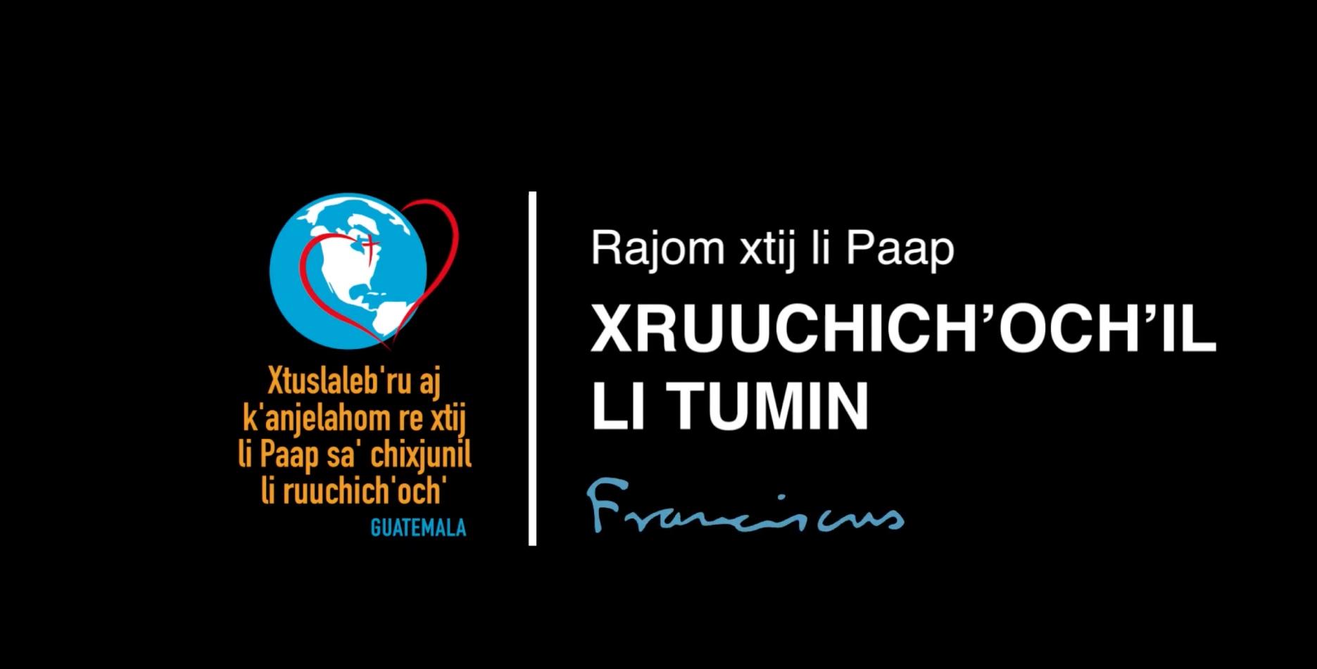 05 | XRUUCHICH'OCH'IL LI TUMIN