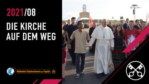 Official Image - TPV 8 2021 DE - Die Kirche auf dem Weg