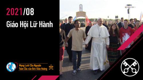Official Image - TPV 8 2021 VN - Giáo Hội Lữ Hành